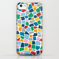 British Mosaic Multi iPhone & iPod Case by Project M