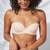 Summer Strapless Push Up Bra, Bold