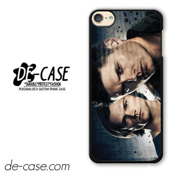 Supernatural Sam And Dean Winchester DEAL-10375 Apple Phonecase Cover For Ipod Touch 6