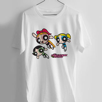 The Powerpuff Girls T-shirt Men, Women and Youth