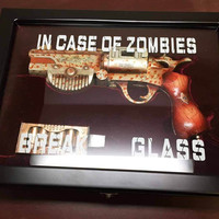 Steampunk Zombie Eradication Emergency Kit
