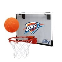 Oklahoma City Thunder Game On Hoop Set 03685053111 (Okt Team)
