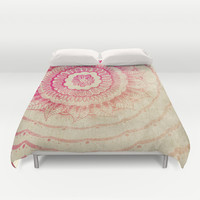 Drama Queen  Duvet Cover by rskinner1122