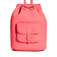 Lacoste Live | Lacoste Live Back Pack at ASOS