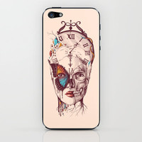 A Butterfly Effect iPhone & iPod Skin by Norman Duenas | Society6