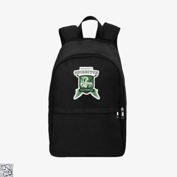 Slytherin Quidditch, Harry Potter Backpack