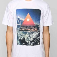 FUN Artists Full Moon Tee- White