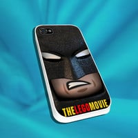 Batitud Lego The Movie Characters For iPhone 4/4s,5/5s/5c, Samsung S3,S4,S2, iPod 4,5, HTC ONE