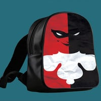 Harley Quinn Diamond for Backpack / Custom Bag / School Bag / Children Bag / Custom School Bag *