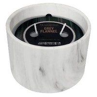 3-Wick Jar Candle Gray Flannel Marble 16.2oz - THE COLLECTION by Chesapeake Bay Candle®