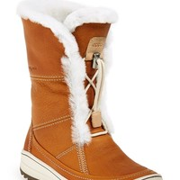 "Women's ECCO 'Trace' Snow Boot, 1 1/2"" heel"