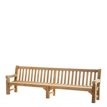 Natural Wooden Bench | Eichholtz Mendip