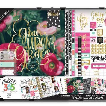 The Happy Planner™ 12 Month Box Kit - Faith Edition