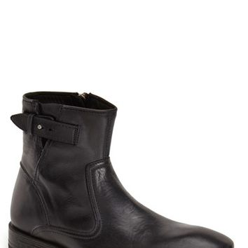 Men's John Varvatos Collection 'Bleecker' Side Zip Boot,