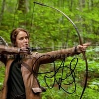 (11.7 X 8.3) The Hunger Games Movie Print Jennifer Lawrence