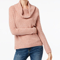 INC International Concepts Cowl-Neck Chenille Sweater, Created for Macy's | macys.com