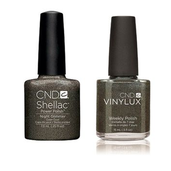 CND - Shellac & Vinylux Combo - Night Glimmer