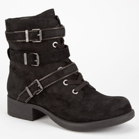 Circus By Sam Edelman Graham Womens Boots Black  In Sizes