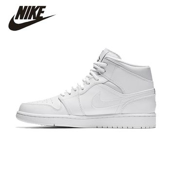 NIKE AIR FORCE 1 AF1 Mens Skateboarding Shoes  Balanced Light Weight Street All Season Sneakers
