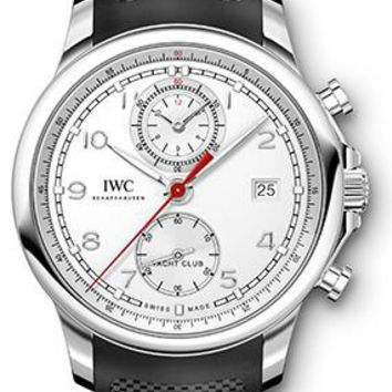 IWC - Portugieser Yacht Club - Chronograph - Stainless Steel