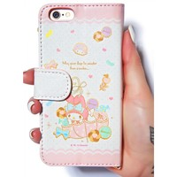 MY MELODY IPHONE 6 WALLET CASE