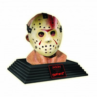 Collectors Edition Friday the 13th Jason Display Bust