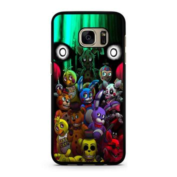 Five Nights At Freddy S Fnaf Samsung Galaxy S7 Case