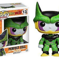 FunKo Funko POP! Anime: Dragonball Z Perfect Cell Action Figure