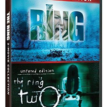 Brian Cox & Martin Henderson - The Ring/The Ring Two Movie Collection