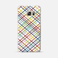 Weave 45 Zoom Galaxy S6 Edge+ case by Project M | Casetify