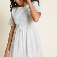 Mind Over Meadow Cotton Dress
