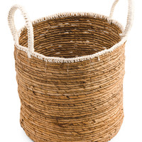 Small Natural Storage Bin - Baskets & Bins - T.J.Maxx