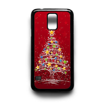 The Christmas tree Samsung S5 S4 S3 Case By xavanza