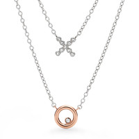 X and O Necklace - $58.00