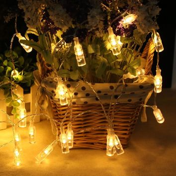 Box Lights Style Christmas Decoration Home Decor [18778619924]