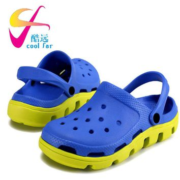CoolFar 2016 Quality Eva Clogs Unisex Fashion Mules Clogs, breathable garden Sandals ,