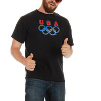 Rings and Things Olympic Tee