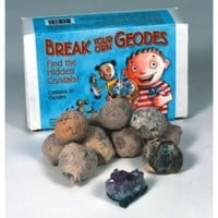 Break Your Own Geodes (Box of 10)