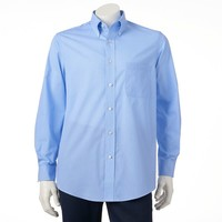 Croft & Barrow Classic-Fit Easy-Care Button-Down Collar Dress Shirt