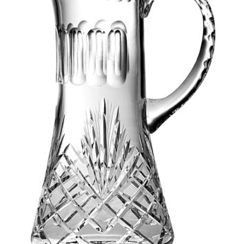 Majestic Gifts C682MJ-54 Hand Cut Crystal 54 oz. Pitcher
