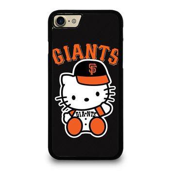 HELLO KITTY SAN FRANCISCO GIANTS iPhone 7 Case Cover
