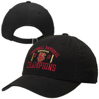 Top of the World Florida State Seminoles :FSU: 2013 BCS National Champions Football Logo Adjustable Hat - Black - - http://www.shareasale.com/m-pr.cfm?merchantID=7124&userID=1042934&productID=555872476 / BCS National Championship
