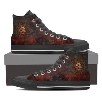 No Fear High Top Shoes