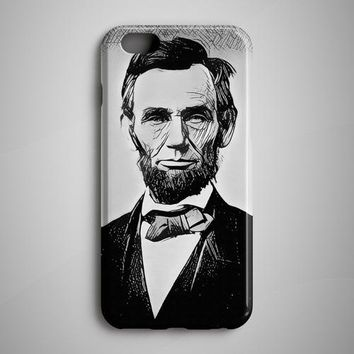 Abraham Lincoln iPhone 7 Case iPhone 8 Case Galaxy