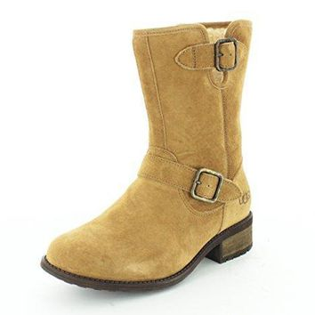 UGG Australia Womens Chaney Closed Toe Cold Weather Boots