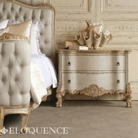 Eloquence Roma Commode in Gold Two Tone Finish