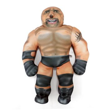 WCW GOLDBERG BASHIN BRAWLERS WRESTLING BUDDY