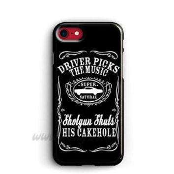 Supernatural Sam Dean Winchester iPhone cases iPad cases Samsung Galaxy Cases