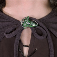 LOTR Elven Leaf Brooch - RC-2252 by Medieval Collectibles