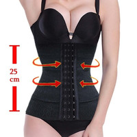 Slim_Dream Floral No Steel Boned Elastic Waist Cincher corset Tummy Girdle Belt Underbust shapewear,S-L = 1929583492